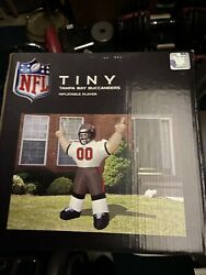 Nfl Tampa Bay Buccaneers Apparel Inflatable Airblown Tiny Football Player Gear