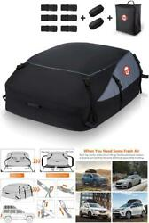Universal Car Rooftop Luggage Cargo Bag 20 Cb Ft Carrier Suv Truck Waterproof