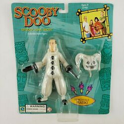 Scooby-doo Spooky Luna Ghost Movie Action Figure Removeable Mask Rare New Sealed