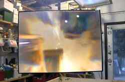 Fresnel Lens Spot 29x20 Clear Solar Cooking Heat Mended