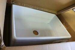 Franke Farm House 30 Fireclay Apron Front Sink Model Fhk 710-3owh
