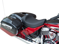 Drag Specialties Solo Seat Stitched - Vinyl - Chief 0810-2266