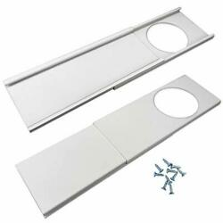 Jeacent Window Seal Plates Kit For Portable Air Conditioners Assorted Sizes
