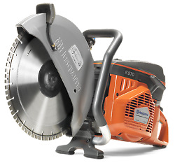 Husqvarna K970 14 Handheld Power Cutter Blade Not Included + Free Shipping