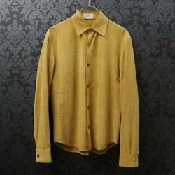 Hermes Leather Shirt Handle Key 46 Secondhand 9-1789 _11882
