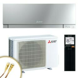 Mitsubishi Air Conditioning Msz-ef25vgks 25 Kw Quick-connect