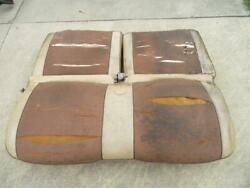 1962-65 Dodge Or Plymouth B-body 50-50 Front Bench Seat Core