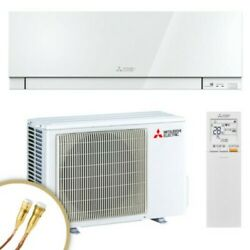 Mitsubishi Air Conditioning Msz-ef25vgkw 25 Kw Quick-connect