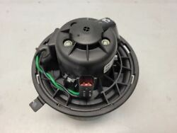 2007 Jeep Liberty Lhd Front Blower Motor - Twist-in Style