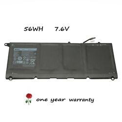 Oem 56wh 90v7w Battery For Dell Xps 13 9350 Xps 13 9343 Series Jd25g 0drrp