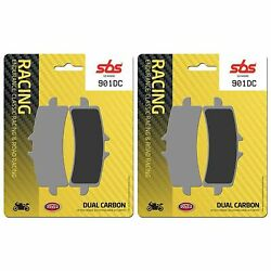 Ducati Front Brake Pads 1200 Xdiavel S 16 Sbs Dual Carbon Race Racing 901dc