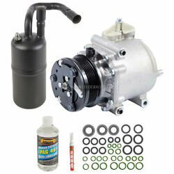 For Ford Crown Victoria Mercury Marquis Oem Ac Compressor W/ A/c Repair Kit Csw