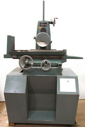 Harig 6x18 Manual Surface Grinder W/ Magnetic Chuck