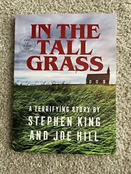 In The Tall Grass Stephen King Joe Hill First And Only Edition Limited Print Run