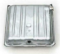 Chevy Gas Tank, Non-wagon, Stainless Steel, 1955-1956 57-251915-1