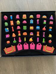 Shopkins Mystery Limited Edition - Neon Complete Set Target Exclusive Black Box
