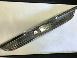 1958 1959 Chevrolet Truck Apache Used Gm Front Hood Chrome Ornament 3752521