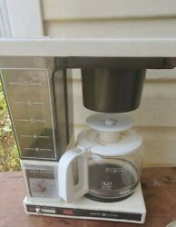 Vintage General Electric Brew Starter Automatic Drip Coffee Maker B5-dcm17