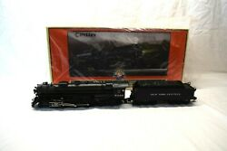 Lionel New York Central Tmcc 4-6-4 J-3a Hudson Steam Locomotive And Tender 6-28072