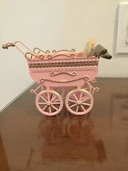 Tucher Walther Pink Carriage