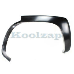 00-06 Chevy Tahoe Rear Fender Flare Wheel Opening Molding Trim Left Driver Side