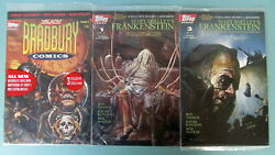 Marvel Dc Now Malibu Image Topps Comics Sealed 24 Lot Most With Trading Card