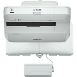 Epson Brightlink 697ui Wireless 3lcd Ultra Short Throw Projector No Wall Mount
