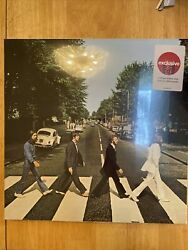 The Beatles Abbey Road Lp 2019 Target Exclusive With Large Tshirt Still Sealed