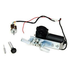 Chevy Electric Windshield Wiper Motor, Replacement, With 2-speed Switch And Switch