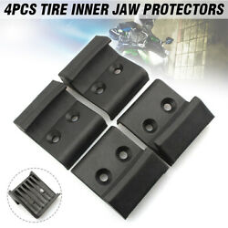4pcs Inner Jaw Protector Clamp Coat Motorcycle Tire Changer Machine Parts 4