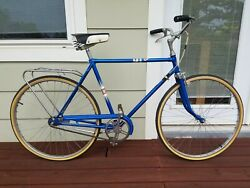 Rare Vintage 1960and039s Made In Austria Sears Bicycle In Excellent Condition