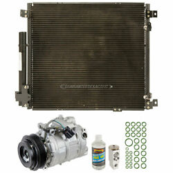 A/c Repair Kit Oem Ac Compressor And Clutch For Cadillac Sts 2005-2007 2009