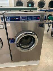 Used Dexter 3ph Double Load Coin Laundry Commercial Washer