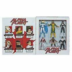 Marvel Classic Hasbro Legends Series Toys 6 Collectible Action 6 Pack Alpha