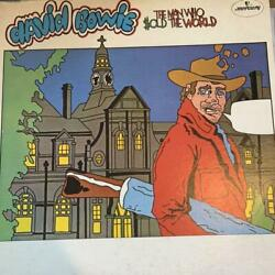 David Bowie The Man Who Sold The World 1970 Us Edition Lp From Japan