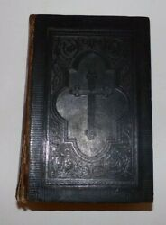 Antique Holy Bible Die Bibel German Language After Dr. Martin Luthers From 1985