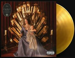 Halsey - If I Canand039t Have Love I Want Power Limited Edition Clear Amber Vinyl Lp