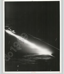 Us Armyandrsquos Nike Zeus Missile Intercept System In Action Defense 1963 Press Photo