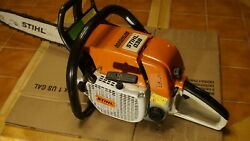 All Oem Stihl 038 Magnum Chainsaw Low Hours Ms380 Ms441 Ms460 Ms660 044 046 066