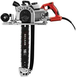 Skilsaw Spt55-11 16 Worm Drive Carpentry Chain Beam Saw