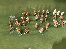 Toy Soldiers Lead Figures