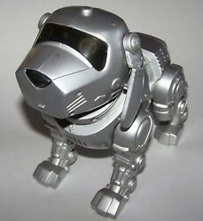 Rare Tekno Newborn Puppy Interactive Robot Dog By Manley Toy Quest Works