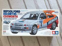 Out Of Print Tamiya Rc 1/10 Repsol Ford Escort Cosworth Rs
