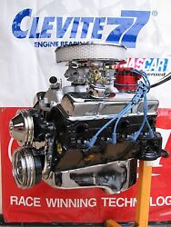 Chevrolet 383 / 360 Hp High Performance 4 Bolt Turn-key Crate Engine / Chevy