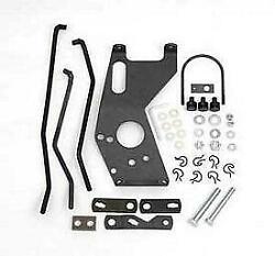 Chevy Shifter Installation Kit Hurst Competition Plus Saginaw 4-speed