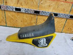 1981 Yamaha Pw50 Y-zinger Rear Back Fender Cowl Fairing And Seat