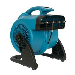 Xpowers Misting Fan Electric 3 Speed Portable Outdoor Cooling Patio Pool Picnic