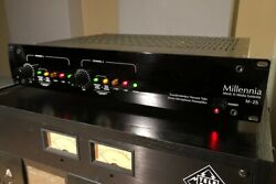 Millennia M-2b Two Channel Vacuum Tube Microphone Preamplifier