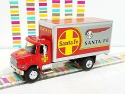 Menards Santa Fe Delivery Box Truck 148 Scale Great O Gauge Train Layout