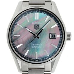 Free Shipping Pre-owned Tag Heuer Carrera Caliber 5 Japan Limited War211f